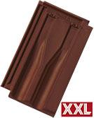 Tondach Tangó+ XXL barna engóbozott tetőcserép