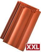 Tondach Twist XXL terrakotta tetőcserép